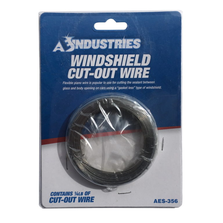 Car Windshield Cut Out Wire
