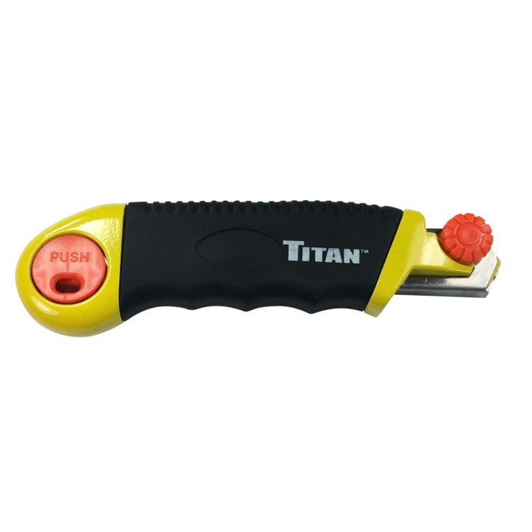 Titan Auto Loading Snap Off Knife