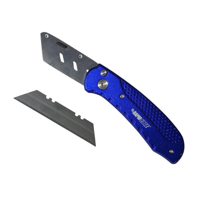 rapid edge utility knife angle blade