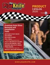 PipeKnife Auto Glass Tools Catalog